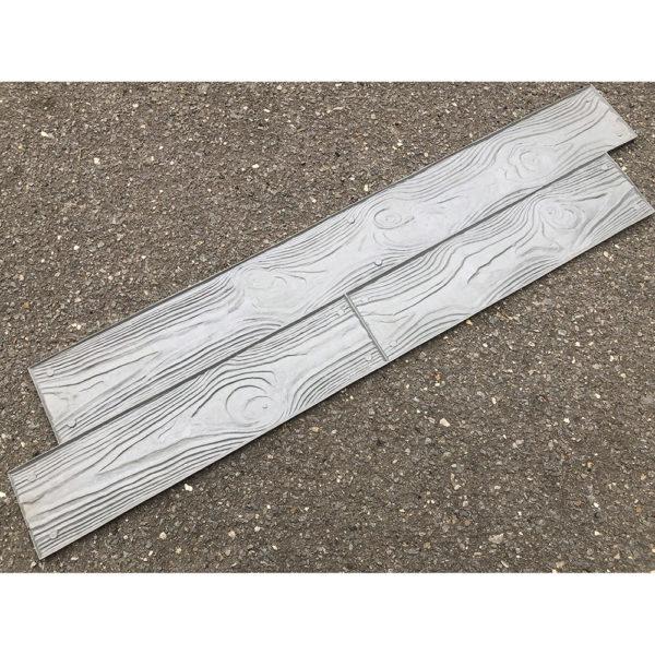 Готовый штамп для декоративного бетона Палубная доска F3151