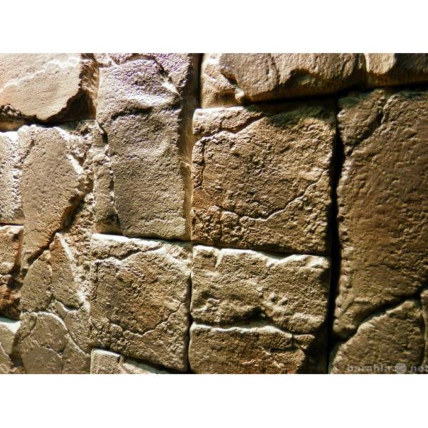 Полиуретановый штамп для печатного бетона Бордюр Старый замок F3370