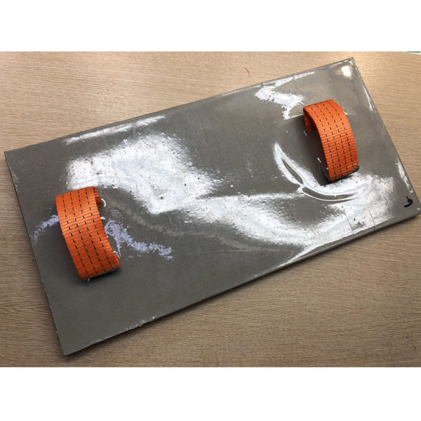 Полиуретановый штамп для печатного бетона Песчаник 59х30 F3390F