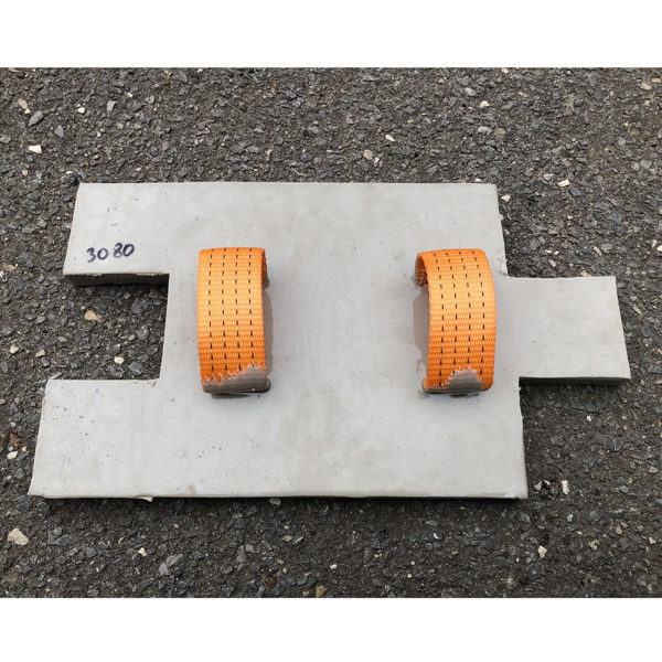 Полиуретановый штамп для бетона Сланец Карпатский F3080