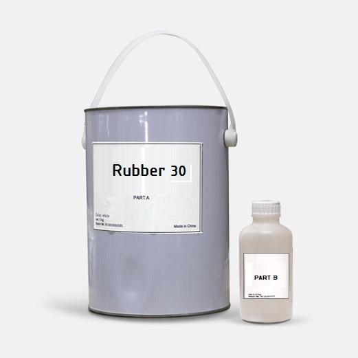 Формовочный силикон серии Rubber 30