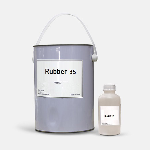 Формовочный силикон серии Rubber 35